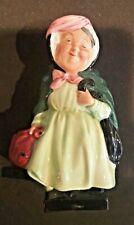Royal Doulton Figurine Sairey Gamp Charles Dickens