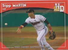 2016 High Desert Mavericks Tripp Martin RC Rookie Texas Rangers
