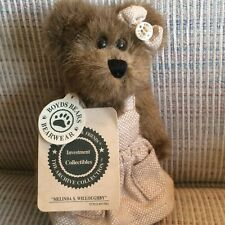 """Boyds Bears Archive Collection #913961 Melinda S. Willoughby Nwt 2000 Retired 6"""""""