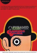 Clockwork Orange Movie Poster 60x90cm New * Stanley Kubrick Anthony Burgess