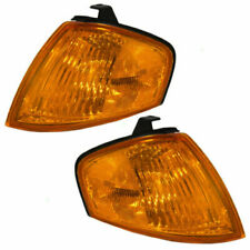 FITS FOR 1999 2000 MZ PROTEGE CORNER LIGHTS RIGHT & LEFT PAIR SET