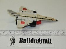 Silverbolt Superion Figure Transformers G1 Generation 1 Hasbro 1986 Concorde Jet