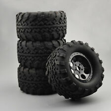 4X Tire&Wheel For 1:8 Bigfoot RC Monster Truck TM E5 E63 Traxxas Summit E-Revo