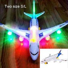 eléctrico Avión Móvil musical Luces destelleantes Sonidos Niños Avión Juguete