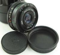 ⭐SERVICED⭐ INDUSTAR 50-2 Made in USSR Lens + Adapt. Fuji X-Mount FX X-Pro 1 2 T3