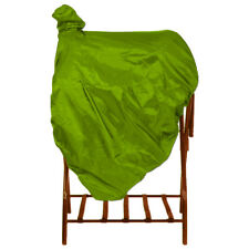 Western Saddle Full Cover / Tote Cover with Fender Protection in LIME