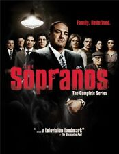 THE SOPRANOS COMPLETE SERIES New Sealed Blu-ray Seasons 1 - 6 Season 1 2 3 4 5 6