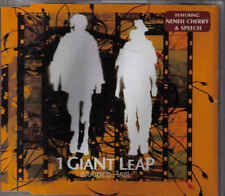 1 Giant Leap-Braided Hair cd maxi single