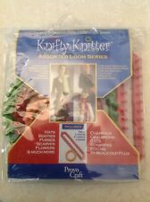 Original ProvoCraft Knifty Knitter Assorted Loom Set New