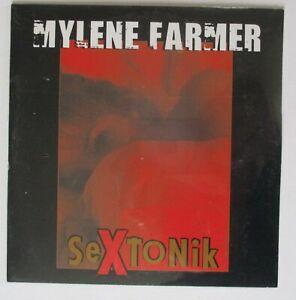 Mylène Farmer CD 2 titres Single SeXtonik 2009 neuf scellé
