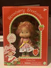 Retro Strawberry Shortcake Peach Blush Doll Vhtf The Bridge Company Classic 2019