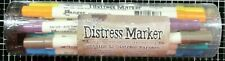 Tim Holtz Distress Marker Tube Set 12/Pkg TDMK45854, Retiring