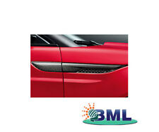 LR RANGE ROVER EVOQUE CARBON FIBRE FENDER LOUVRE KIT. PART - VPLVB0112