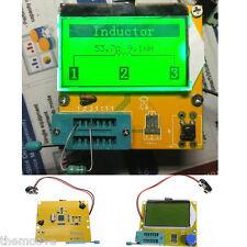 Mega328 Transistor Tester Diode Triode Capacitance ESR Meter MOS/PNP L/C/R T3 AU