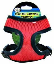 New listing Four Paws Comfort Control Harness - Red Small - For Dogs 5-7 lbs