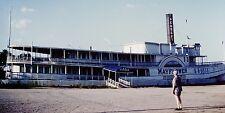 Vintage 1950's Slide SS Showboat Mayflower Nantasket Beach Massachusettes