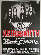 AEROSMITH CONCERT TOUR POSTER 1999
