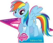 "My Little Pony Rainbow Dash Art Image 10.75"" Desktop Standee, NEW UNUSED"