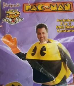 Bandai Namco® PAC-MAN 30th Anniversary Halloween Costume Teen/Adult Fits Most