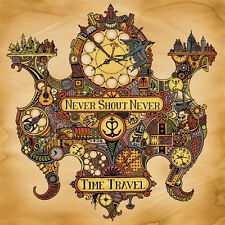 Never Shout Never - Time Travel [New CD]