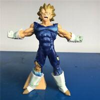 Dragon Ball Z Majin Vegeta Super Saiyan Blood of Saiyans Anime Figure Figurine