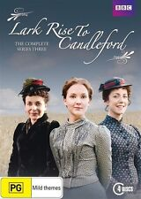 Lark Rise to Candleford : Series 3 (DVD, 2011, 4-Disc Set)