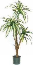 """68"""" PALM ARTIFICIAL SILK TREE PLANT ARRANGEMENT DRACENEA TROPICAL BUSH IN POT"""