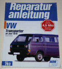 Reparaturanleitung VW Bus / Transporter / Caravelle T3 Luftboxer ab 1978