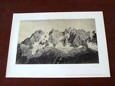 STAMPA RIPRODUCENTE FOTO DEL 1860     (N°30)