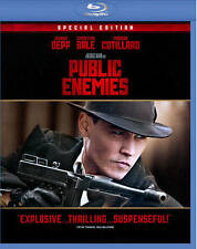 Public Enemies (Blu-ray Disc, 2009)