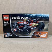 LEGO Technic 42073 BASH! - Pull Back Car - New Unopened - Creased Box