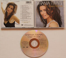 Shania twain-Come On Over (1999)