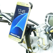Locking Strap Bike Motorcycle Phone Mount for Galaxy S7 Edge