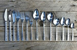 Vintage VINERS EXECUTIVE SUITE Stainless Steel Cutlery - Various Pieces