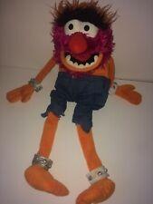 Muppets Animal Plush Soft Toy Disney Store, Crazy Muppet