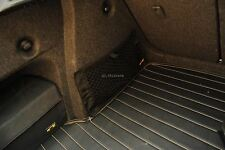 2 PC Trunk Cargo Net 40x 25cm For Acura Vehicle Seat Back Storage Mesh Net Bag