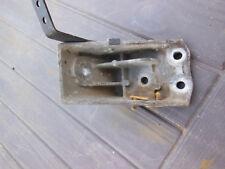 Escape front engine transmission mount bracket ford