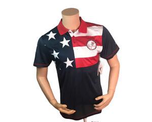 New Mens True Fan MLB New York Yankees Polo shirt Medium