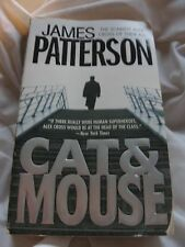 CAT & MOUSE by James Patterson (2007) Paperback Reissue