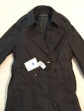 DLA GARRISON COLLECTION Army All Weather WOMENS Double Breasted COAT * 14S * NWT