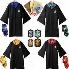 Costume Harry Potter Adulte Gryffondor Costume Complet Carnaval Cravate Robe Fet
