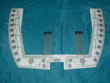 Horizon ELITE SERIES 2.1T Treadmill membrane ONLY key buttons programs