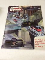 NMRA BULLETIN VINTAGE TRAIN MAGAZINE January 1988 Western Maryland 76
