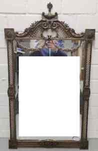 Spiegel Eisen ? ca. 118,5x68 cm