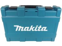 "New Makita Hard Case XT252 XT257 XT267 XT268 2 Tool 1/2"" 3/8"" Drill 1/4"" Impact"