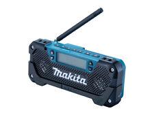 MAKITA radio da cantiere omologata fm am 10,8v cxt MR052
