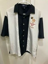 New ListingCast Member Vintage Tower of Terror Bowling Shirt and Pin