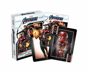 Marvel Avengers Endgame - Playing Cards - Officially Licensed - Aquarius