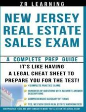 New Jersey Real Estate Sales Exam Questions
