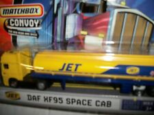MATCHBOX CONVOY DAF XF95 SPACE CAB JET
